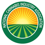 sticky national cannabis industry logo